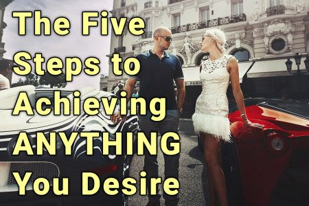 5 Steps to Achieving Anything
